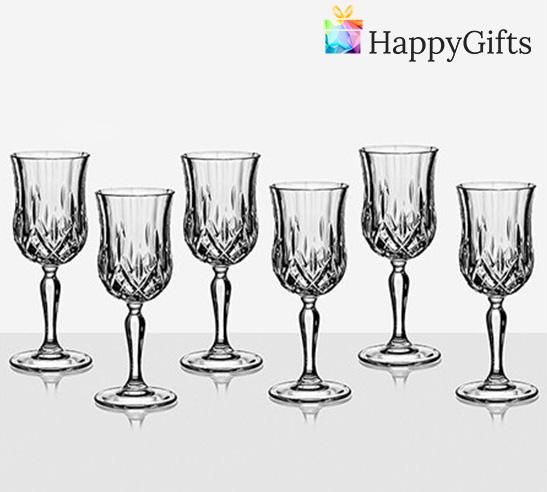 Комплект чаши за подарък