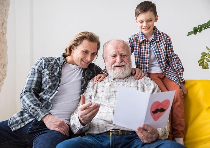 идеи за подаръци на дядо от семейството и приятелите