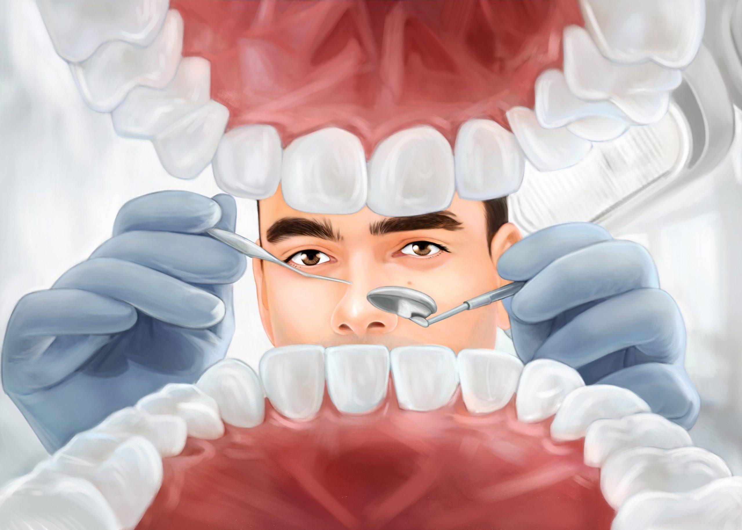 Подаръци за зъболекар