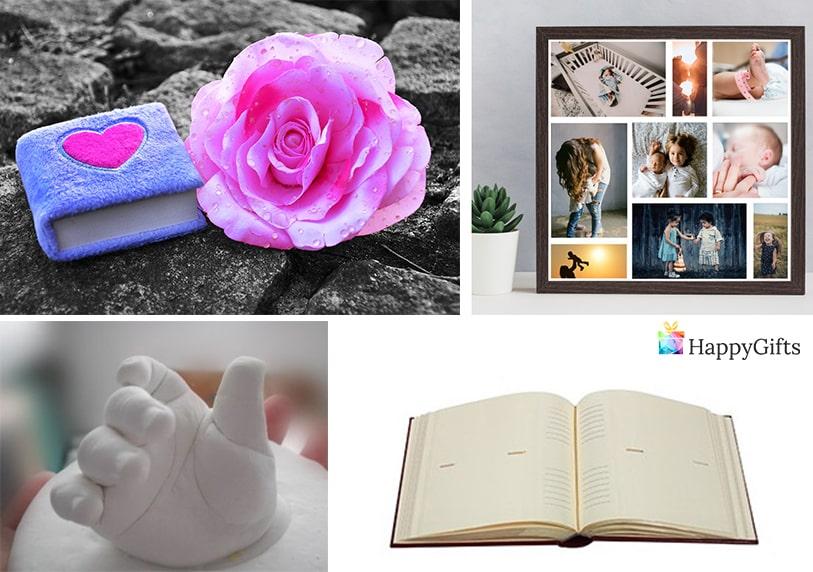 днесници и албуми подарък за бременна жена