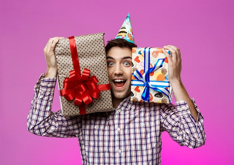 подарък за 18 години рожден ден на момче