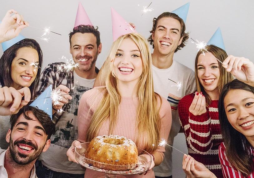 парти изненада за рожден ден