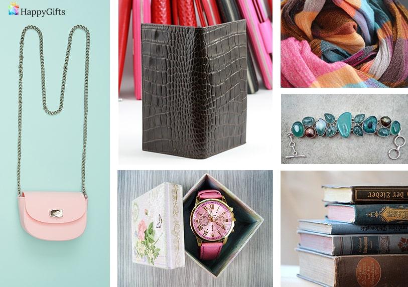 часовник книга гривна шал портфейл дизайнреска чанта