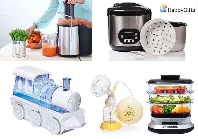 уреди като подарък за бремена жена мултикукър пасатор кухненски робот