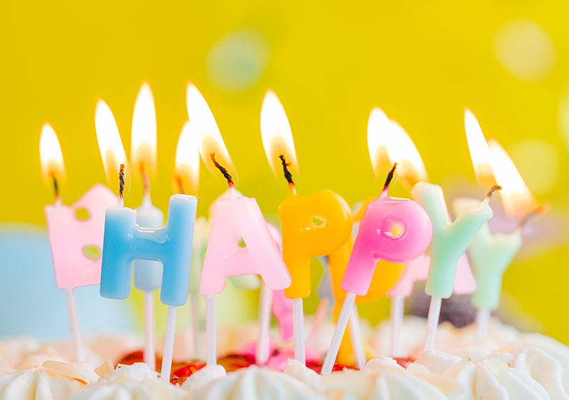 подаръци за рожден ден на жена на 40