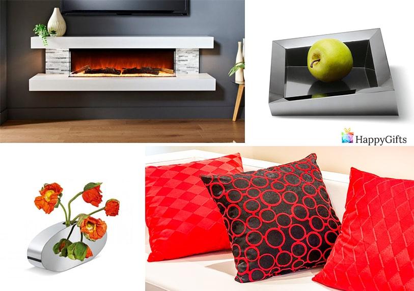 интерриорни идеи за подаръци на жена на 30 ваза възглавници декоративни