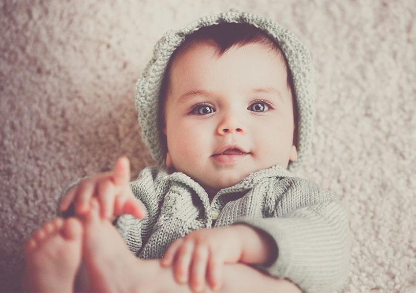 интересни подръци за кръщене на бебе