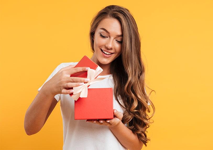 Най-добрие идеи за подарък за всеки имен ден на жена