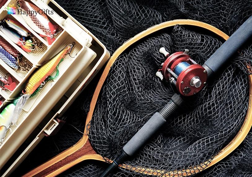 подаръци за рибар
