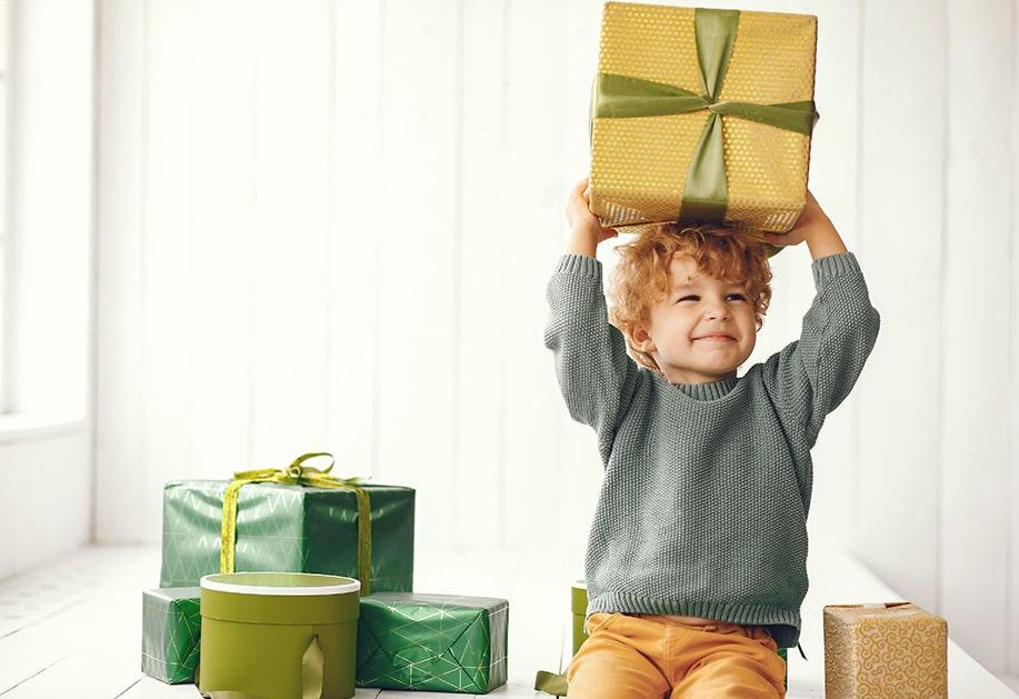 подаръци за момче