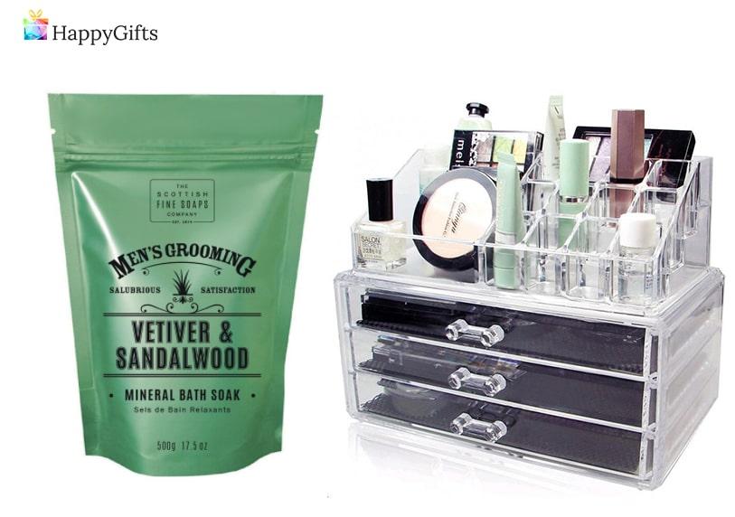 Подарък за 30 годишен юбилей; козметика, гримове