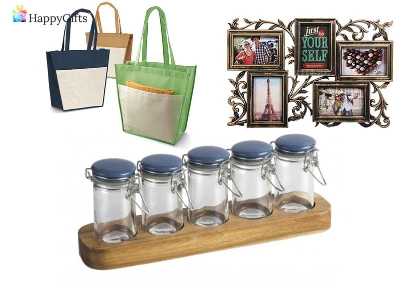 подарък за 8ми март за свекърва; пазарска чанта, рамки за снимки, сет за подправки