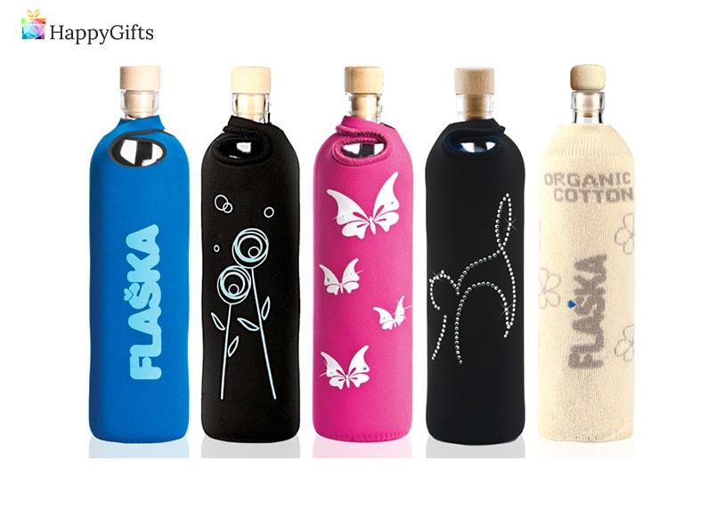 подарък за приятелка, бутилка за вода