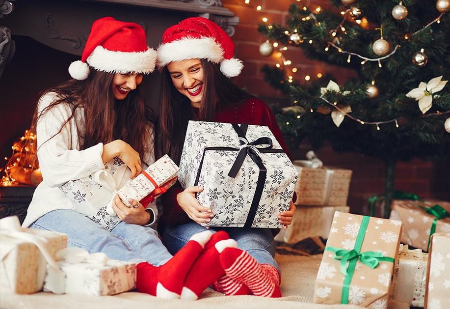 Коледен подарък за сестра