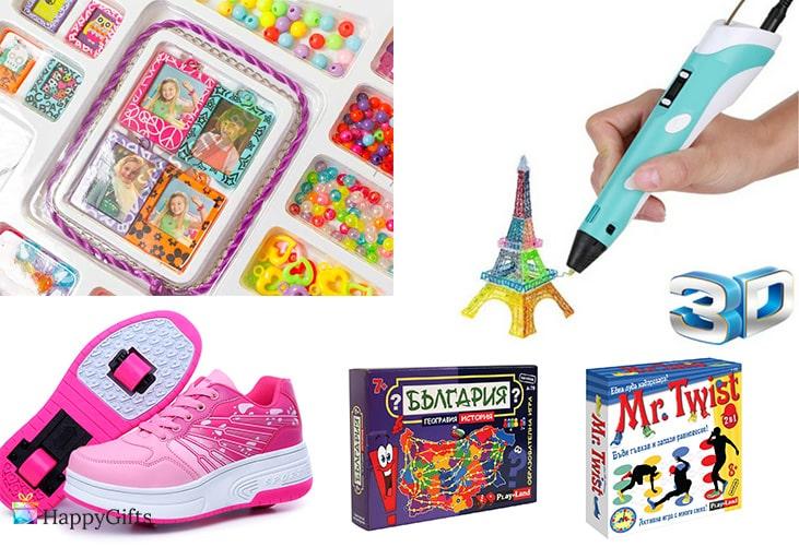 Коледни подаръци за момичета