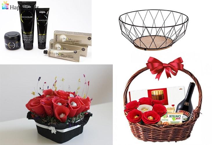 Подаръци за госпожите от детската