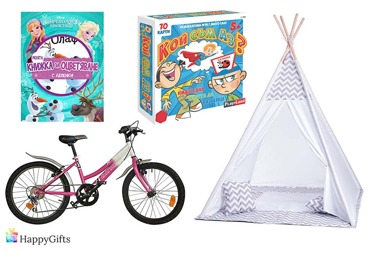 колело, палатка